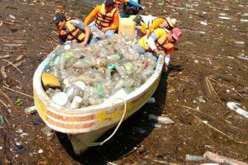 Municipios siguen descargando residuos sólidos en el Cañón del Sumidero