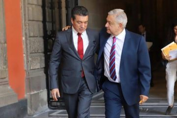 Destaca Rutilio Escandón trabajo de AMLO a dos años de iniciar la transformación del país