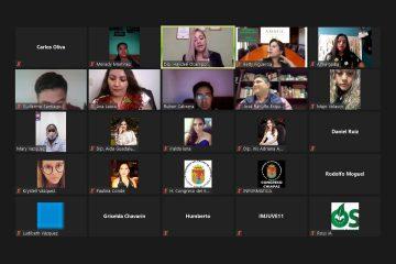 Las juventudes son el presente de México: Haydeé Ocampo Olvera