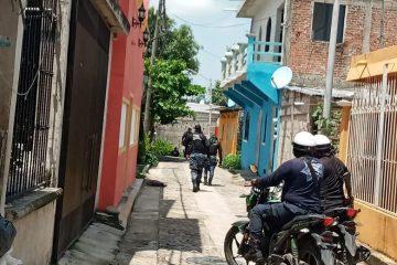Operativo Antipandillas genera paz en Tapachula