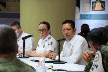 Operatividad y atención a víctimas del delito garantizan justicia y gobernabilidad en Chiapas: Llaven