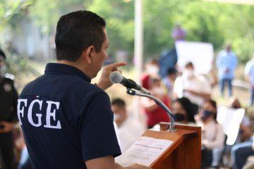 Sólo trabajando en alianza con la sociedad se garantizará la seguridad: Llaven Abarca
