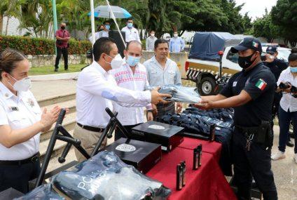 En Chiapas se fortalecen las estrategias de seguridad y justicia para garantizar la paz: Llaven