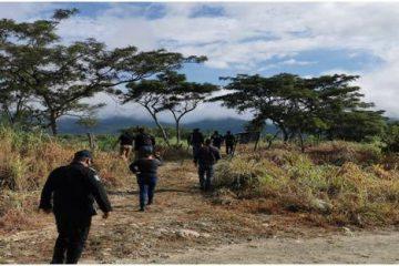 Restituye Fiscalía 225 hectáreas en La Trinitaria