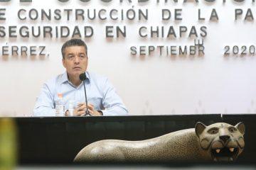 Ante descenso de contagios de COVID-19, pide Rutilio Escandón no confiarse para evitar rebrotes