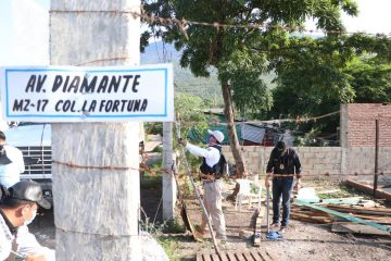Reinicia FGE estrategia de recuperación de predios con operativo en Tuxtla Gutiérrez