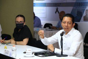 Reitera Llaven respaldo al Consejo Estatal de Salud para continuar Operativos en Bares y Cantinas