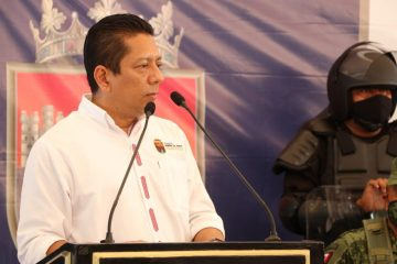 Sin la voluntad ciudadana no podremos construir la paz en Chiapas: Llaven