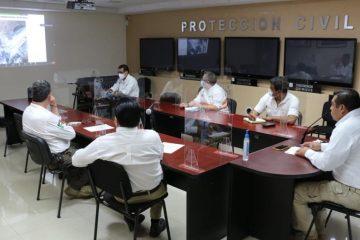 Pronostican autoridades lluvias torrenciales para Chiapas