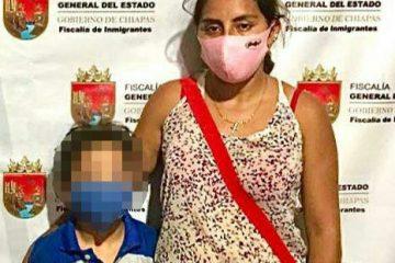 Localiza FGE a menor extranjero con reporte de sustracción en Tapachula