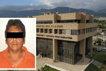 Detenido presunto pederasta en Suchiate, Chiapas