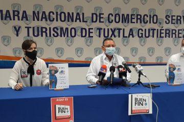 Pronostica Canaco aumento en ventas por décima edición del Buen Fin