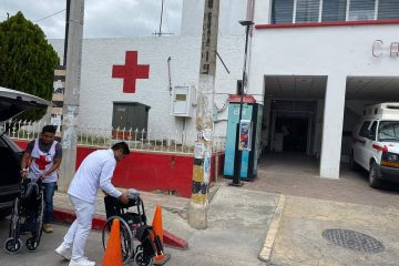 Cruz Roja, en «terapia intensiva»