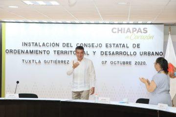 Chiapas mantiene activas brigadas médicas para fortalecer combate a COVID-19: Rutilio Escandón