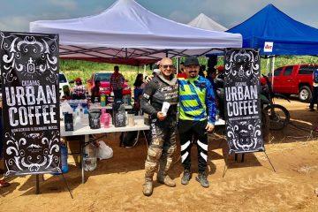 Palacios y Chiapas Urban Coffee rompen el viento en la pista de Motocross