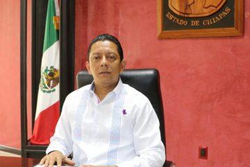 Reforzamos áreas de inteligencia y operativas para garantizar la paz en Chiapas: Llaven Abarca