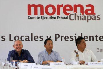 La transformación de Chiapas pasa por el combate a la corrupción y respeto al Estado de derecho: Llaven Abarca
