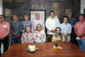 Se reune Willy Ochoa con representantes de la sociedad civil y comunidad intelectual de Tuxtla Gutiérrez