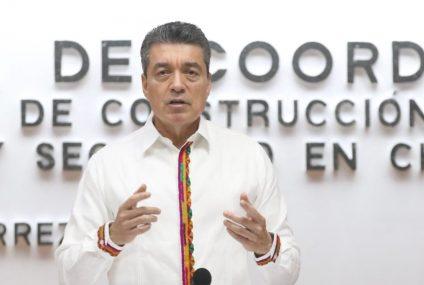 Llama Rutilio Escandón a evitar fiestas familiares y reuniones masivas para prevenir el COVID-19