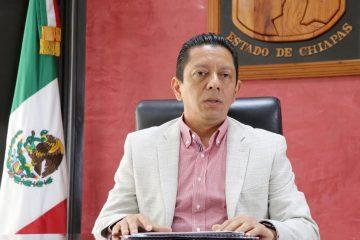 Con cero impunidad garantizamos seguridad y justicia en Chiapas: Llaven Abarca