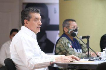 Ante riesgo de contagios de COVID-19, reitera Rutilio Escandón llamado a no realizar fiestas ni reuniones
