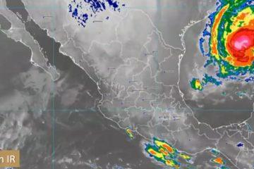 Frente Frío 9 dejará lluvias torrenciales