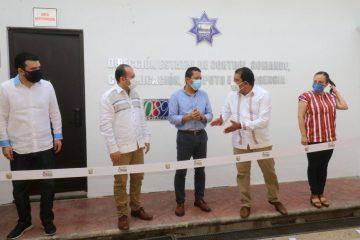 La seguridad de Chiapas es un desafío, pero trabajando en unidad lo lograremos: Llaven Abarca