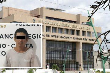 Cumplimenta FGE orden de aprehensión por homicidio en Pijijiapan
