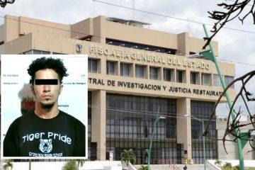 Localiza FGE en Tapachula a integrante de Barrio 18 con orden de captura en El Salvador
