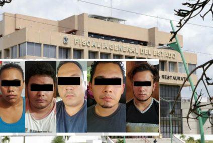 Hondureños intentaron simular un secuestro en Chiapas