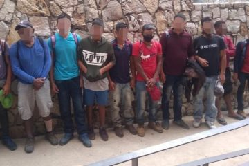 FGE rescata a 28 hondureños en Chiapas