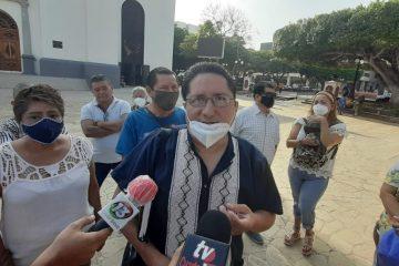 Pensionados y Jubilados de la UNACH exigen pago de finiquitos