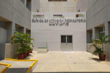 Chiapas: 50 casos de COVID-19 durante semana 11 en semáforo amarillo