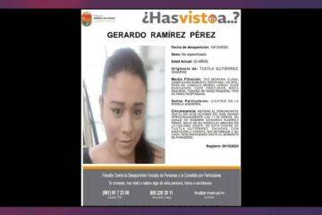 Detienen a implicado en asesinato de joven trans en Tuxtla Gutiérrez