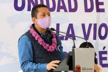 La voluntad ciudadana es fundamental para erradicar la violencia familiar: Llaven Abarca