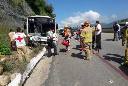 Chiapas, fuera de los estados con más muertes por accidentes viales