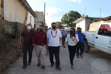 La prioridad de Morena es la unidad: Ciro Sales en Montecristo de Guerrero, Chiapas