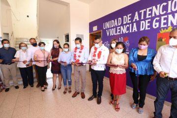 En los municipios la obra más importante es construir la paz y tranquilidad en los hogares: Llaven Abarca