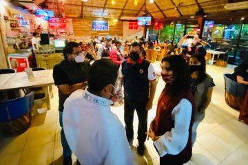 Llegada de semáforo verde a Chiapas fue sorpresivo: Restauranteros
