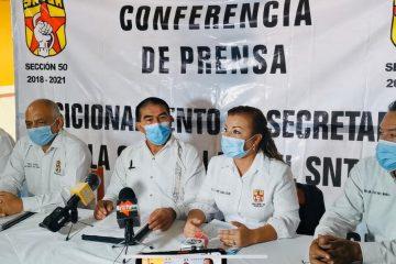 Denuncian abuso de poder de dirigente de la S-50 del SNTSA en Chiapas