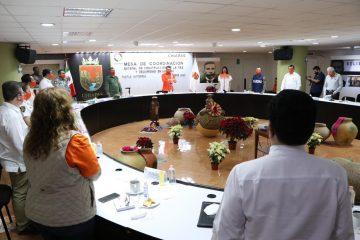 Reconoce Rutilio Escandón a autoridades religiosas por suspensión de actos masivos el 12 de diciembre