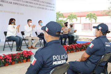 En Chiapas, seguiremos sumando esfuerzos para que las mujeres vivan con dignidad y bienestar: Rutilio Escandón