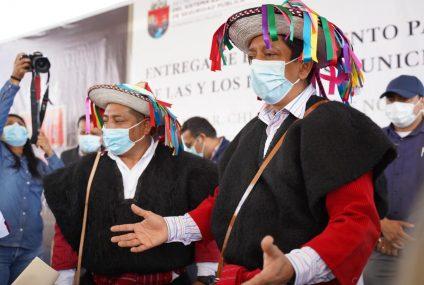 Desde Larráinzar llama Llaven a la unidad para garantizar la seguridad de los pueblos originarios