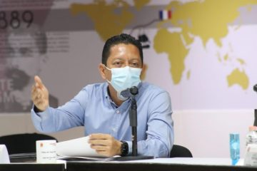 Hoy la seguridad en Chiapas se trabaja con estrategia: Llaven Abarca