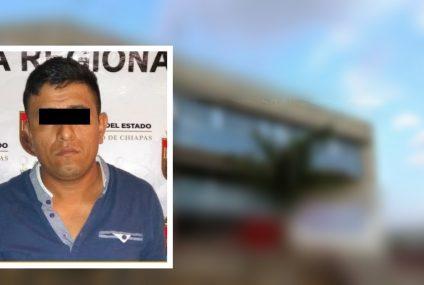 Capturan a implicado en doble homicidio en Playas de Catazajá