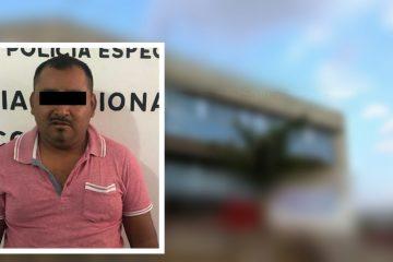 Detienen a pederasta en Tonalá, Chiapas