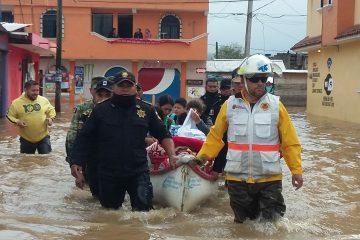Estas son las afectaciones causadas por Eta y el Frente Frío 11 en Chiapas