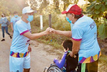 Un éxito Carrera Virtual Con Causa organizada por el Voluntariado FGE