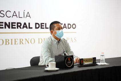 Llama Llaven Abarca a fiscales de Distrito y Materia a trabajar de forma honesta y responsable