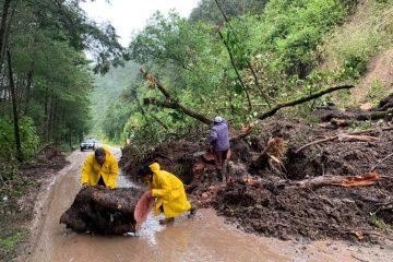 CNPC emite Declaratoria de Emergencia sólo para 8 municipios de Chiapas